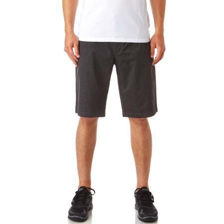 FOX moške kratke hlače Essex Pinstripe 31 črna