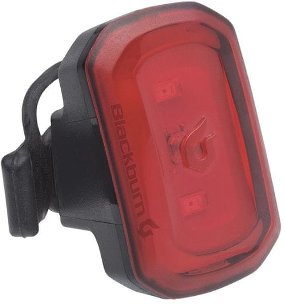 BLACKBURN Click USB Black zadní