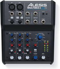 Alesis MULTIMIX 4 USB FX Analogový mixážní pult