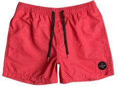Quiksilver kratke hlače Everyday Volley, coral