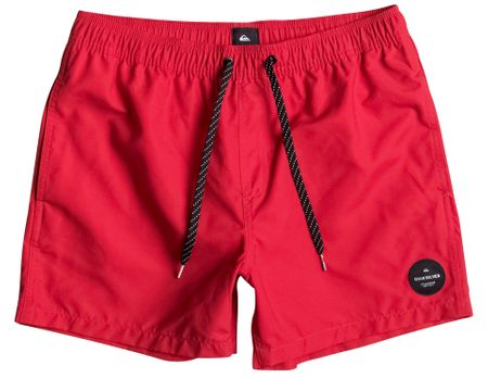 Quiksilver kratke hlače Everyday Volley, rdeče, M