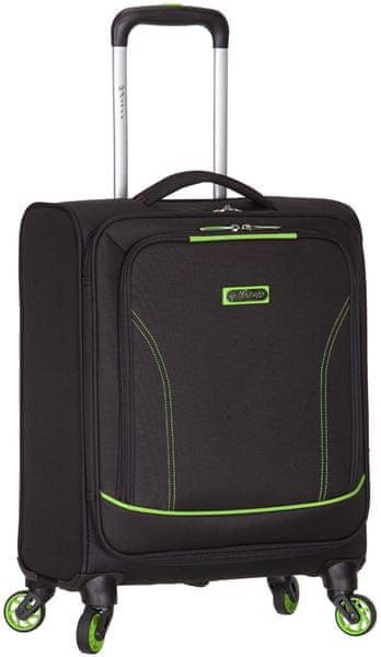 AZURE Spirit palubní kufr zelená