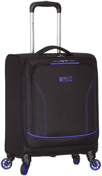 AZURE Spirit palubní kufr modrá
