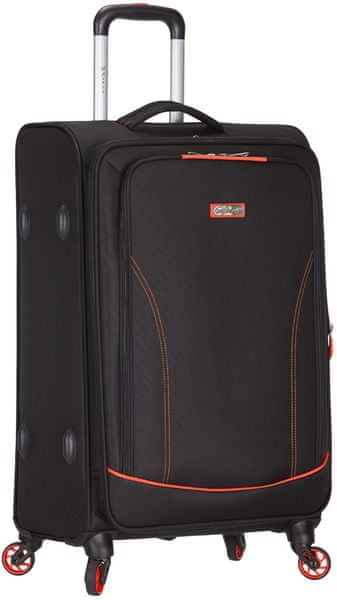 AZURE Spirit cestovní kufr M oranžová