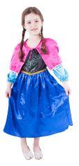 Rappa Kostým princezna ledové království M