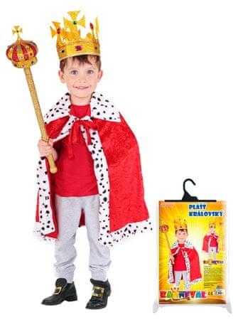 Rappa kostium Króla z berłem