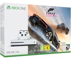 Microsoft igralna konzola Xbox One S 500GB + igra Forza Horizon 3