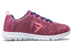 4F buty sportowe OBDS201 różowy łososiowy C4L16
