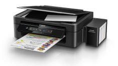 Epson L386 Multifunkciós nyomtató beépített tintatartályokkal, A4 (C11CF44401)