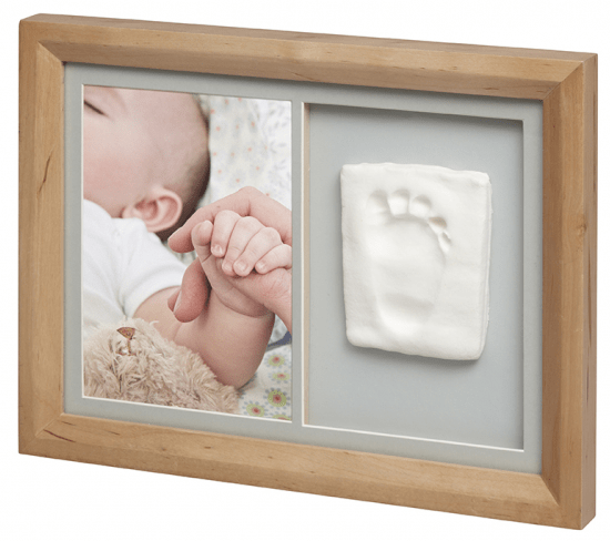 BabyArt Rámeček Wall Print Frame, Honey