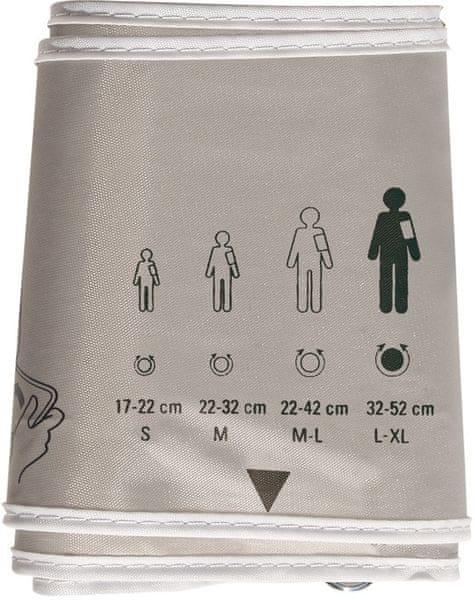 Microlife Manžeta k tlakoměru L-XL 32-52 cm Soft 3G
