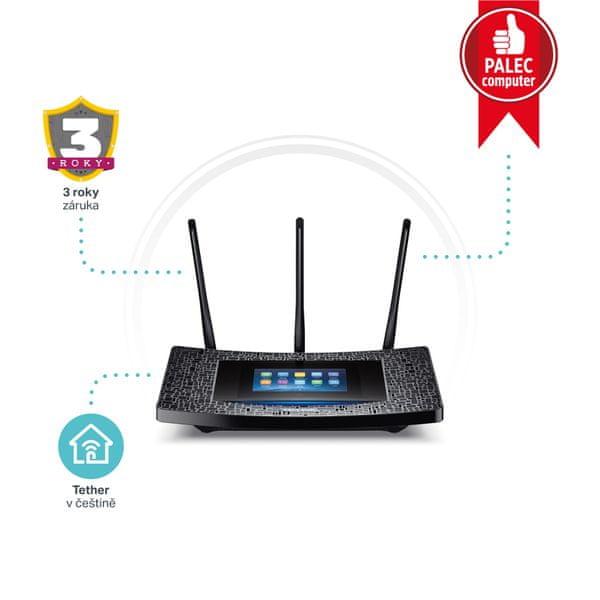 TP-Link bezdrátový router Touch P5