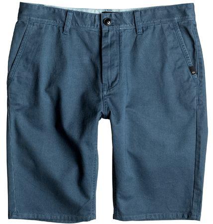 Quiksilver kratke hlače Everyday Chino, modre, 34