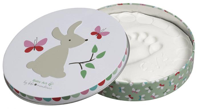BabyArt Sada pro otisk Magic Box, Bunny
