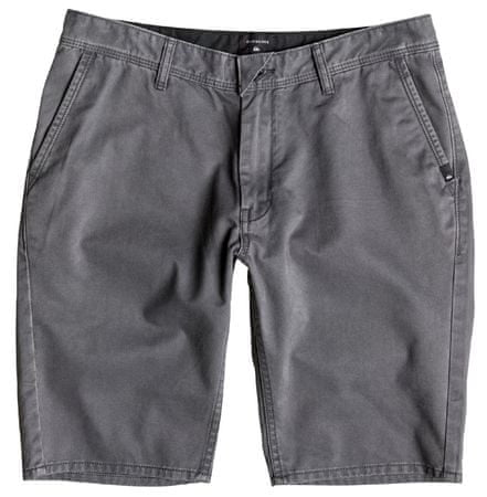 Quiksilver Everyday chino short M Dark Shadow sort