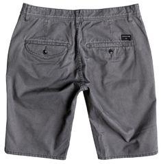 Quiksilver kratke hlače Everyday Chino, sive