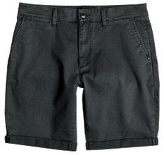 Quiksilver kratke hlače Krandy Chino, črne