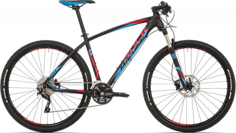 Rock Machine 29er Torrent 70 black/red/blue 2017 21,5""