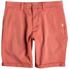 Quiksilver kratke hlače Krandychinst Burnt Sienna