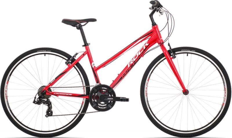 Rock Machine Crossride 50 lady red/white/black 2017 17""