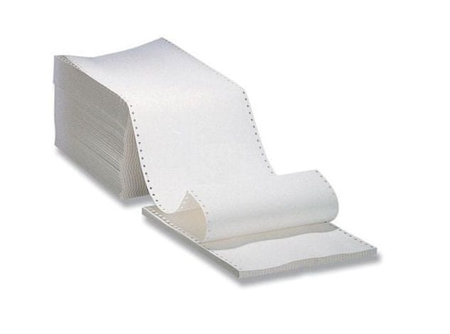 Papír tabelační 25 1+0 2000 složek