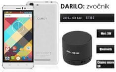 Cubot GSM telefon Rainbow DualSim, bel + darilo: BT zvočnik Blow