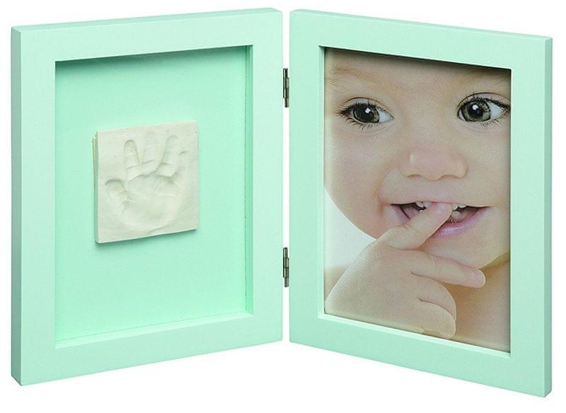 BabyArt Rámeček Photo Frame Baby Print Menthol