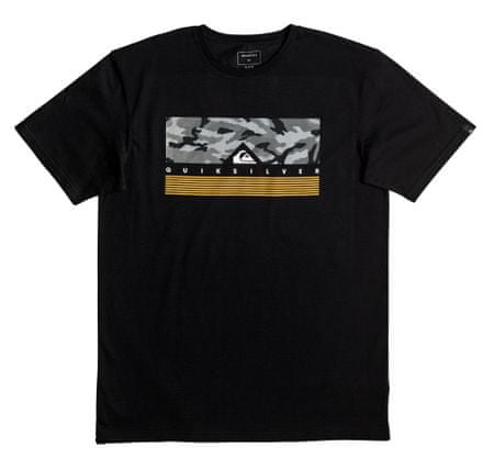Quiksilver Jungle Box M Tees Black M