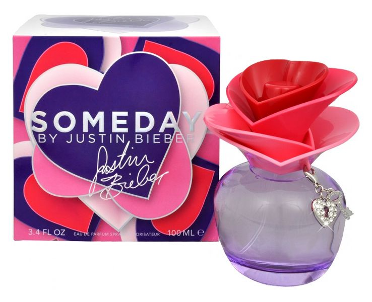 Justin Bieber Someday - EDP 50 ml