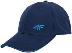 4F czapka z daszkiem CAM001 granat
