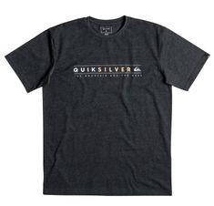 Quiksilver muška majica Always Clean, crna