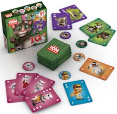 ADC Blackfire Talking Tom a přátelé - IQ