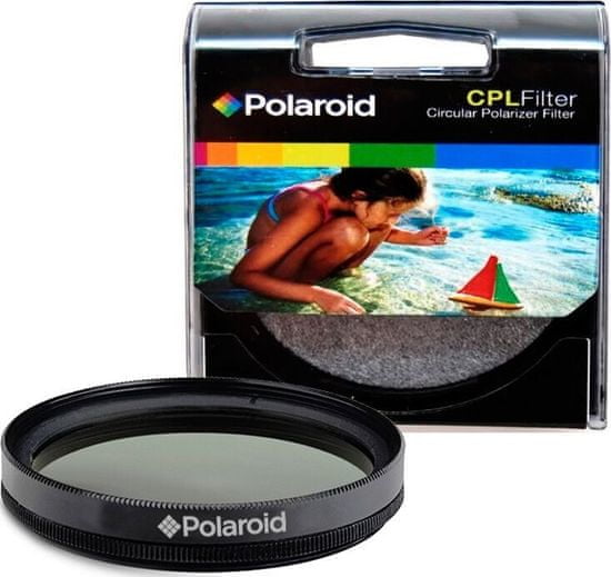 POLAROID 55mm CP-L Polárszűrő