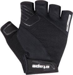 Etape kolesarske rokavice Max, črne