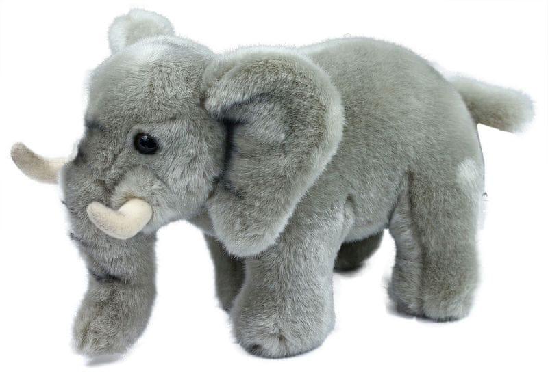 Rappa Plyšový slon, 22 cm