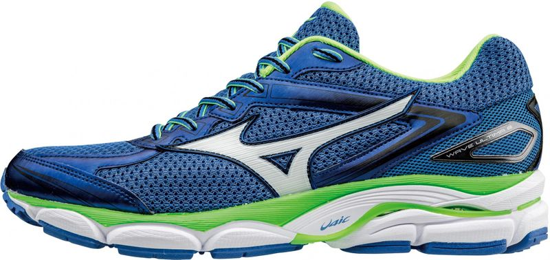 Mizuno Wave Ultima 8 Blue/White/Green 45