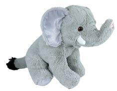 Rappa Plyšový slon, 35 cm