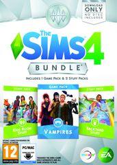 EA Games Sims 4 Bundle Pack 4 (PC)