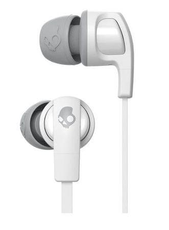 Skullcandy slušalke Smokin Bud 2, belo-sive