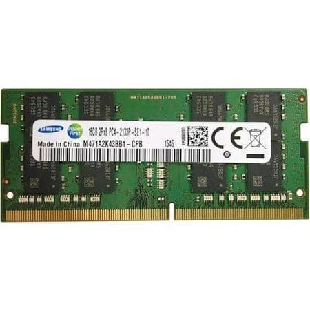 Samsung pomnilnik 8GB DDR4 2133Mhz, SODIMM, CL15, 1.2V