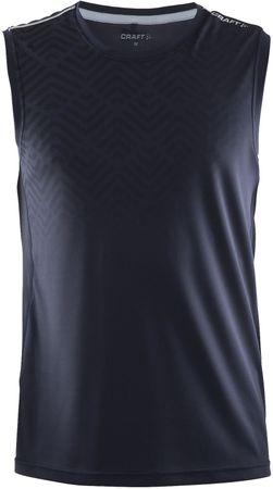 Craft moška majica Scampolo Mind, siva, XXL