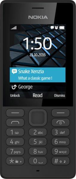 Nokia 150 Dual SIM, černá