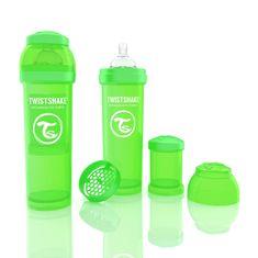 Twistshake Antykolkowa butelka do karmienia 330 ml