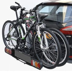 Peruzzo nosilec za kolesa Pure Instinct 708, 2 kolesi