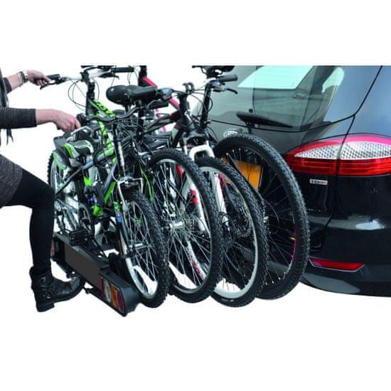 Peruzzo nosač za bicikle Pure Instinct 708/4, za 4 bicikla