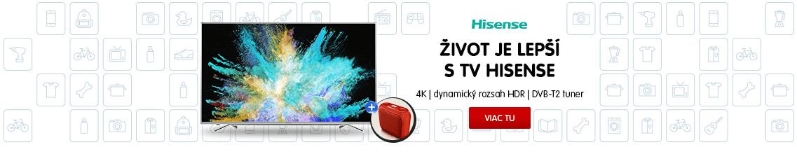 LED TV Ultra HD Hisense