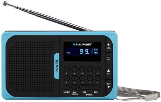 Blaupunkt žepni radio PR5BL