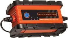Black+Decker polnilec in vzdrževalec akumulatorjev 6AMP/12V
