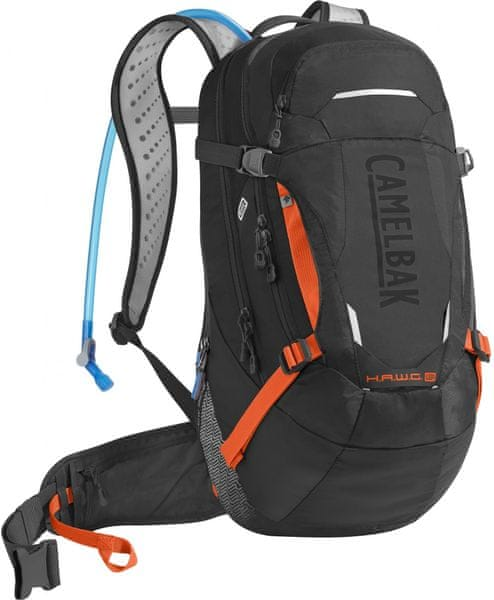 Camelbak Hawg LR 20 Black/Laser Orange