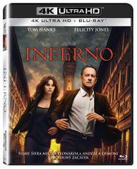 Inferno (2 disky)   - Blu-ray + 4K ULTRA HD